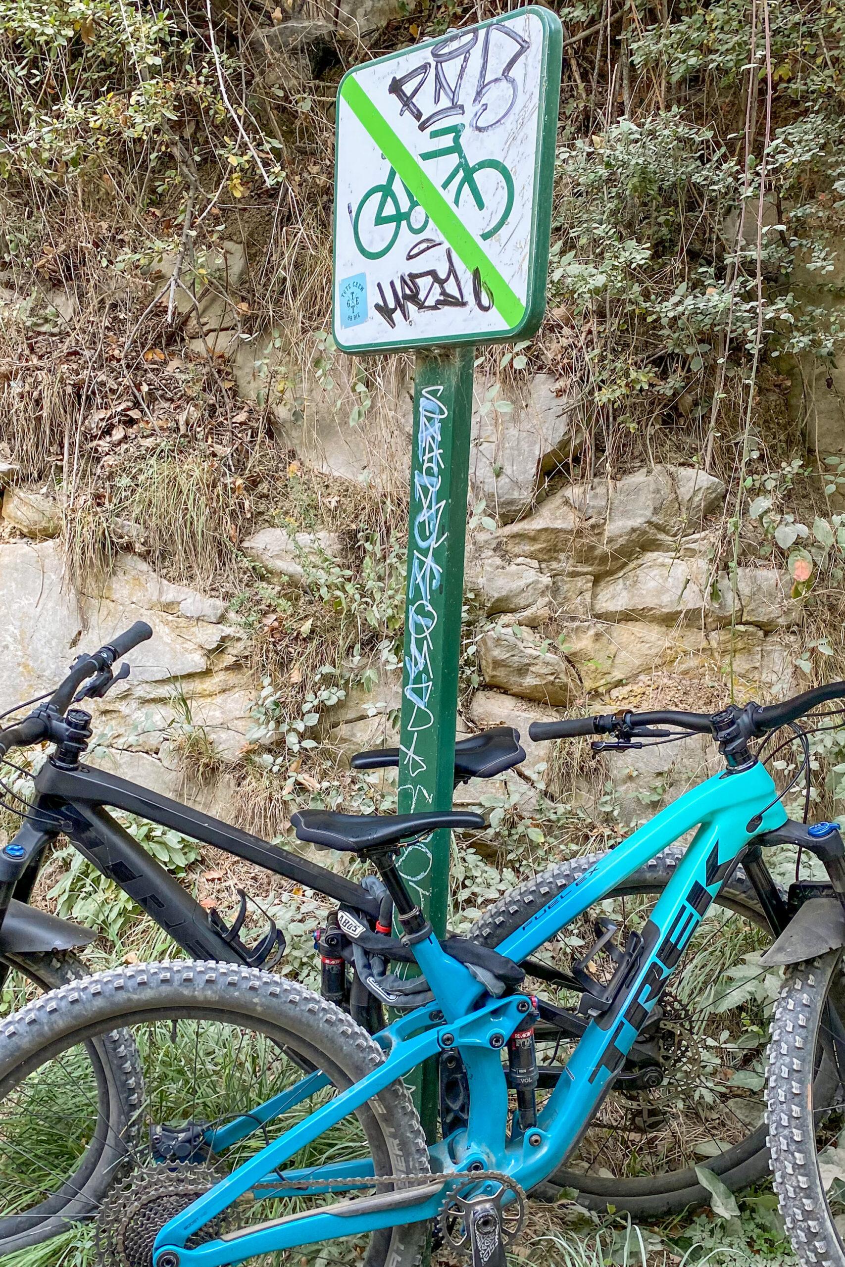 Mountainbiketour Posada de Valdeón nach Cain de Valdeón