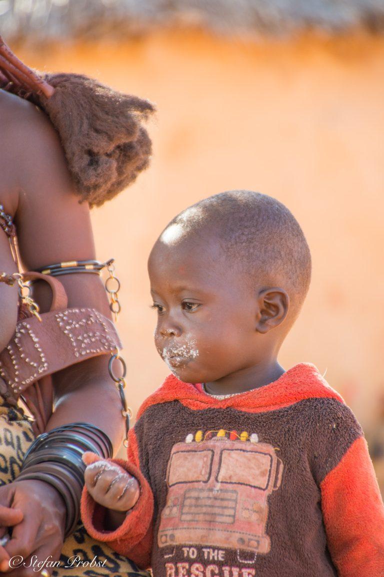 Namibia - Toko Lodge - Himba