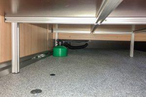 SOG Toilettenentlüftung Bodenvariante in Bürstner Nexxo T660