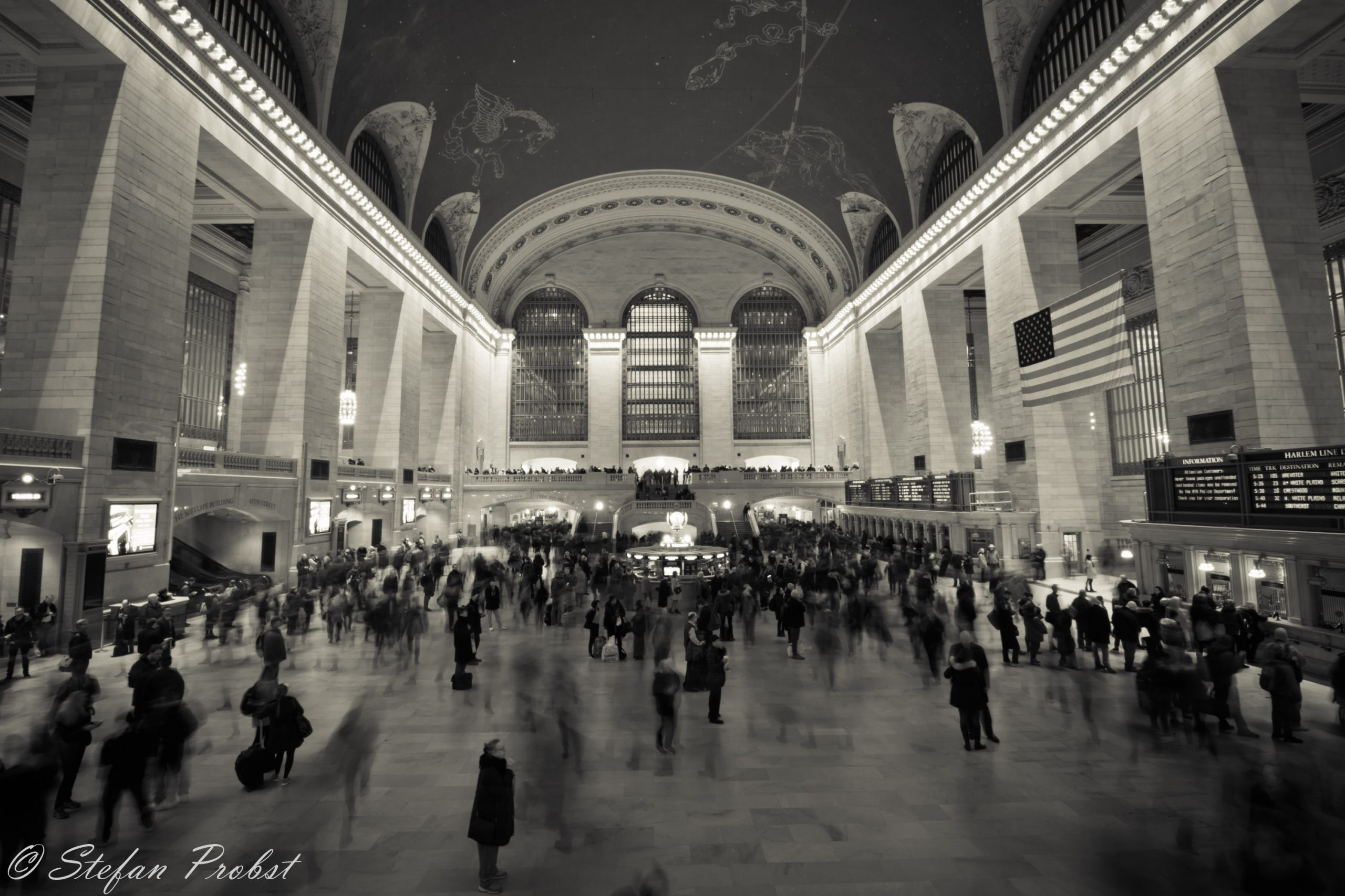 USA - New York - Grand Central Station
