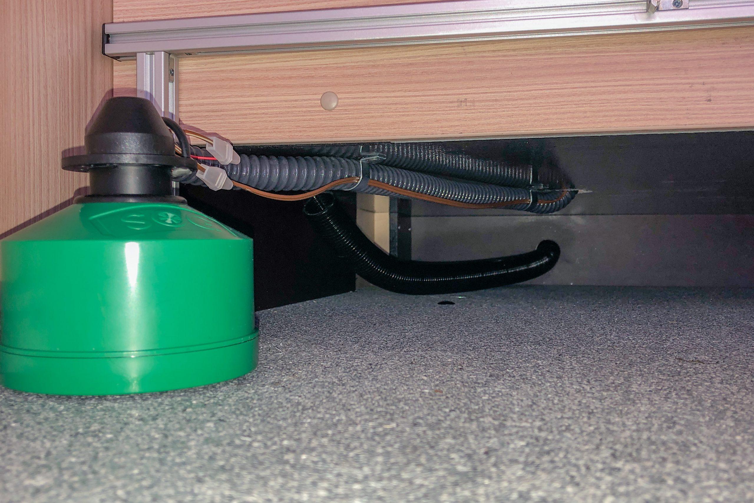 SOG® Toilettenentlüftung fürs Wohnmobil