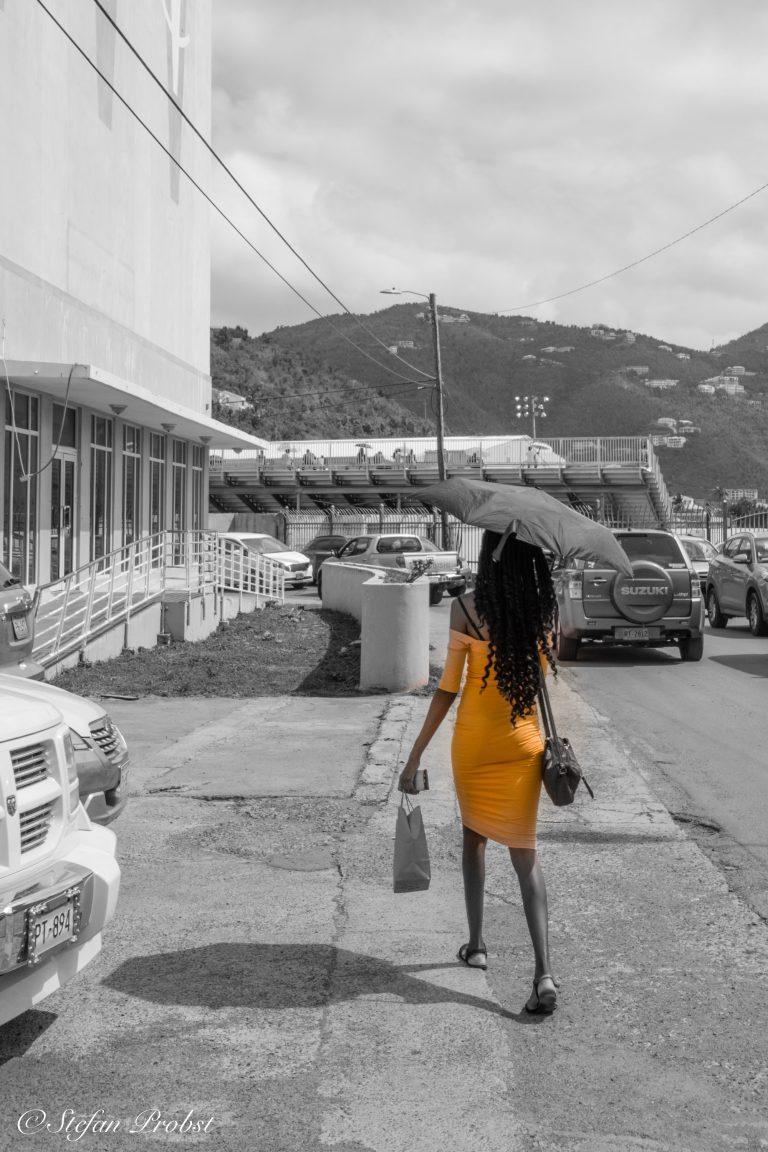 British Virgin Islands - Tortola - Road Town