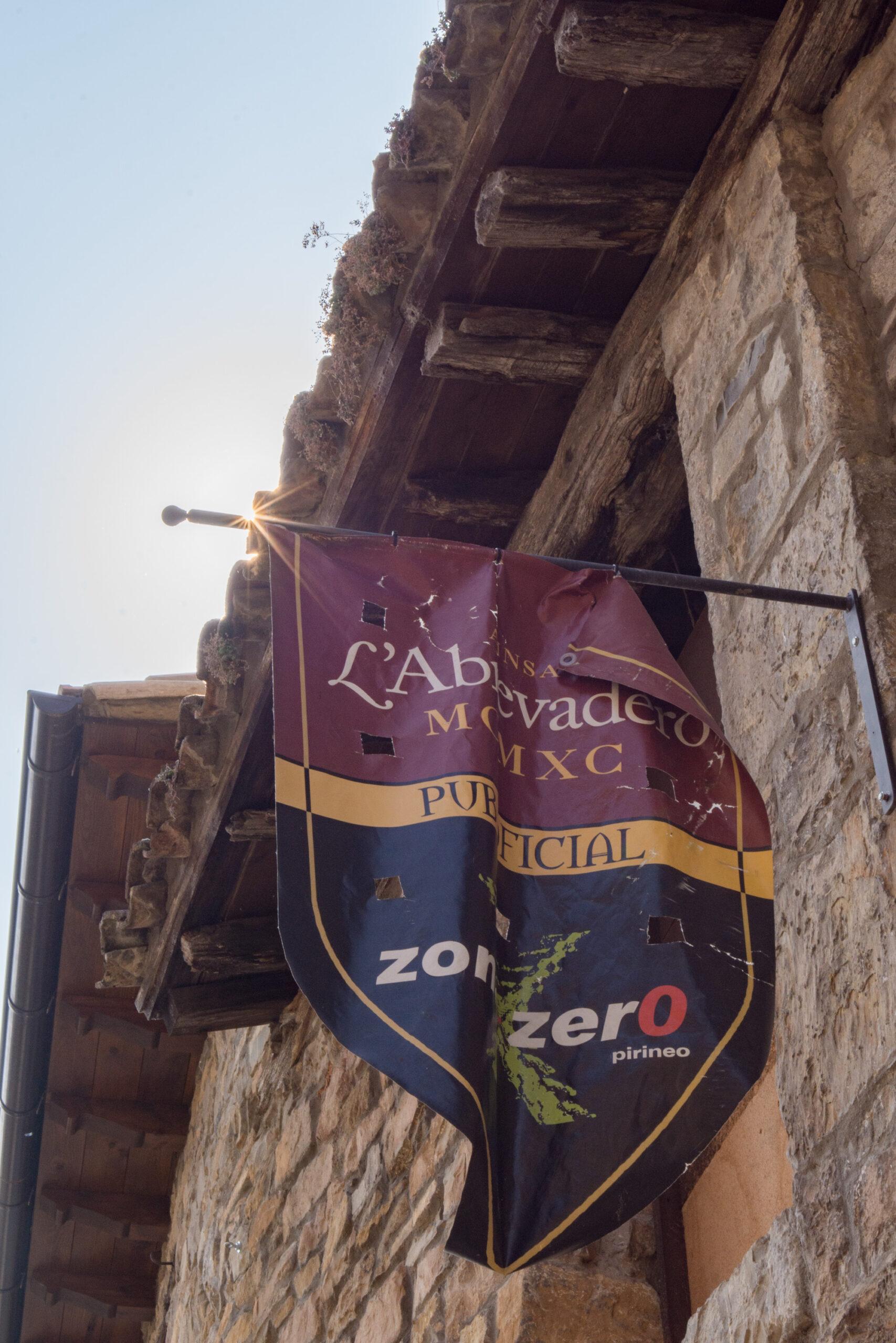 "Mountainbiken in der ""Zona Zero"""